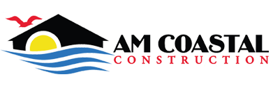 AM COASTAL CONSTRUCTION, Logo